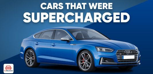 CARS THAT WERE SUPERCHARGED