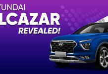 Hyundai Alcazar Revealed ft