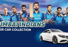 Mumbai indians & car collection ft