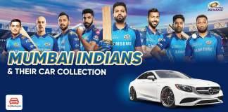 Mumbai indians & car collection ft