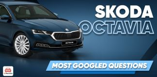 Skoda Octavia most googled ques. about 2021 ft