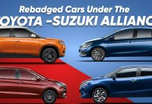 Toyota - Suzuki alliance FT