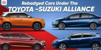 Toyota - Suzuki alliance FT