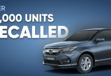 honda recalls over 70,000 units