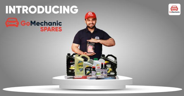 introducing gomechanic spares