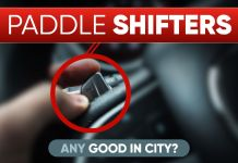 paddle shifters