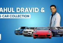 rahul dravid & his car collections ft