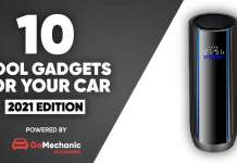 10 Cool Gadgets For Your Car