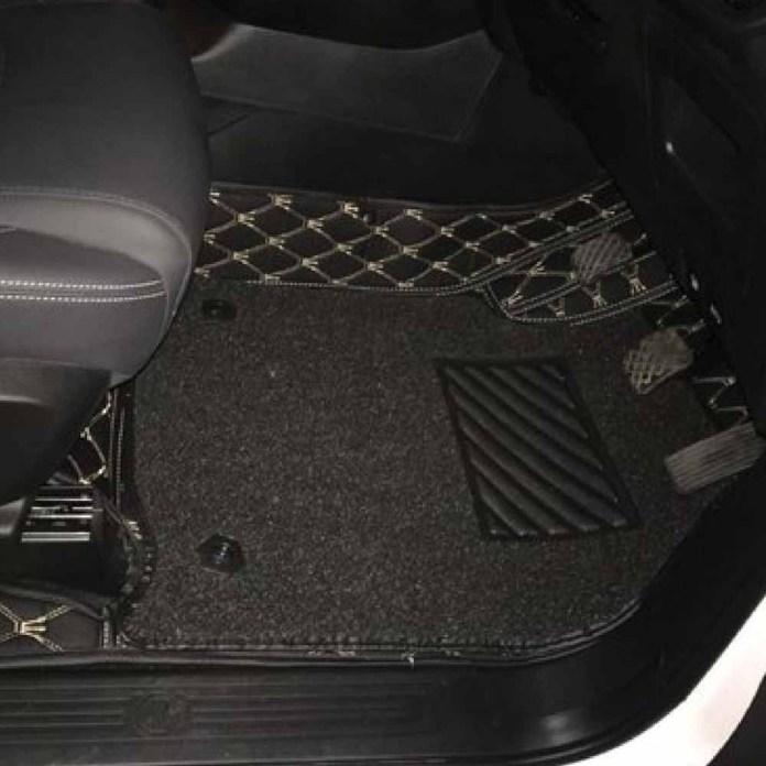 7D Floor Mats