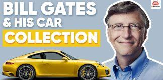 Bill Gates Cars