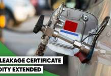 CNG Certificate Validity Extended Due To Pandemic