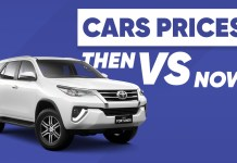 Cars Prices BANNER