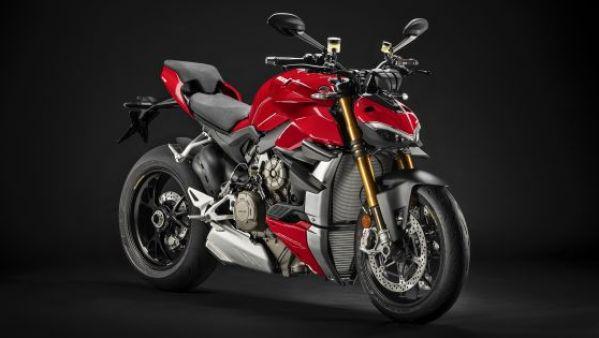 Ducati streetfightern v4