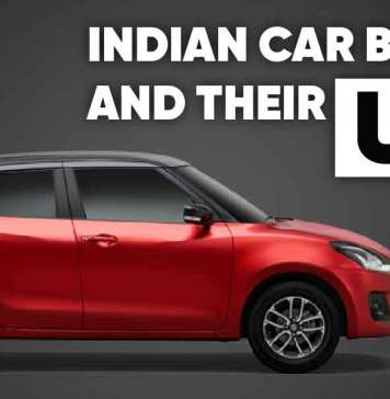 Indian Car Brands And Their USP