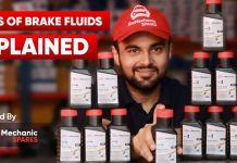 Types of Brake Fluids ft