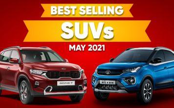 Best-selling SUVs-ft