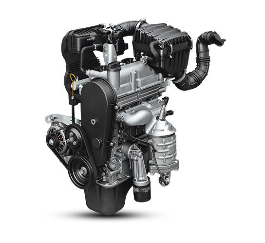 Maruti Suzuki F8D engine