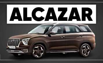 New Hyundai Alcazar Revealed