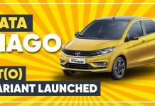 Tata Tiago XT Launched
