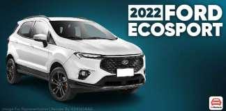 2022 Ford EcoSport2022 Ford EcoSport