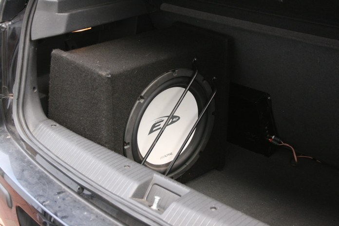 Boot Subwoofer