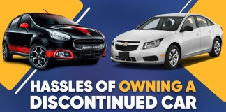 Discontinued Car