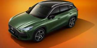 MG One SUV Unveiled