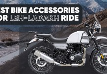 bike accessories ft