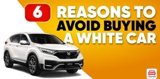 buying a white car