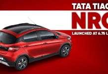 2021 Tata Tiago NRG Launched