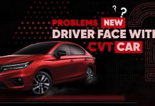 Problems New Driver Face With A CVT Automatic Car