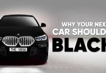 Why Your Next Car Should Be Black!