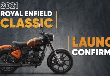 Royal Enfield Classic Launch