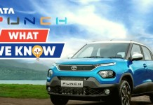 Things We Know About The Upcoming Tata Punch