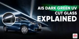 AIS Dark Green UV Cut Glass Explained