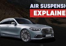 Air suspension Explained
