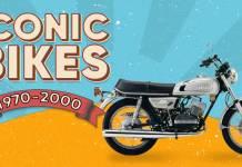 Iconic Bikes of The Decade