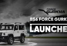 BS6 Gurkha launched