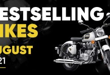 Top 6 Best-Selling Motorcycles In India