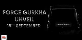 Force Gurkha Unveil 15th September