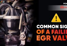 Common Signs Of A Failing EGR Valve