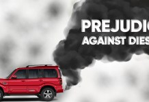 Is there a prejudice against diesel in India