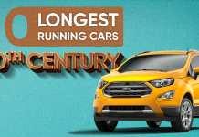 Longest Running Car Of The 20th Century