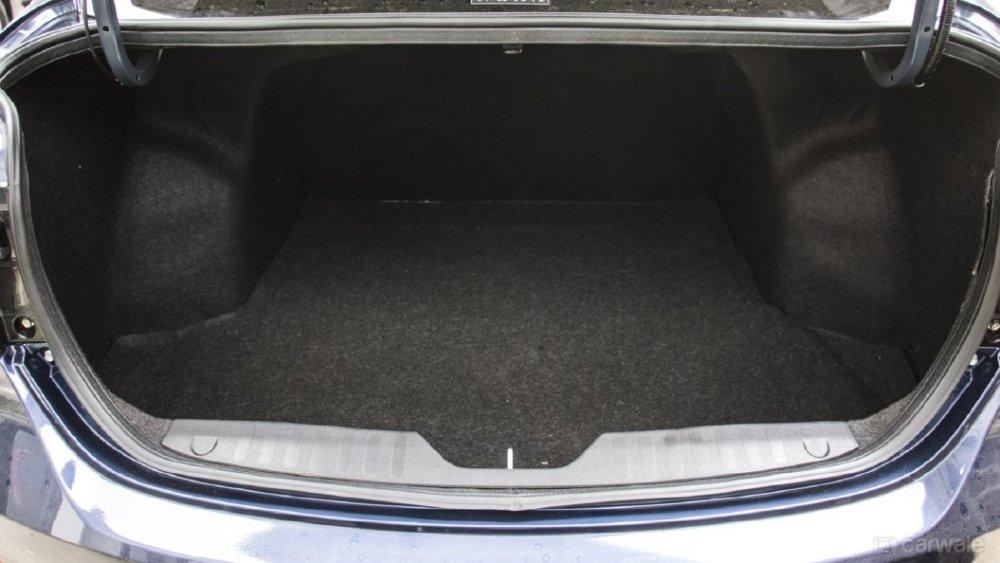 Maruti Suzuki Ciaz Boot Space