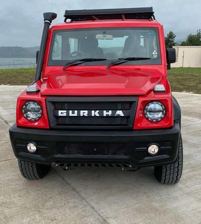 2021 Force Gurkha