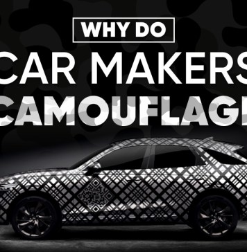 Why Manufacturers Camouflage Their Test Cars