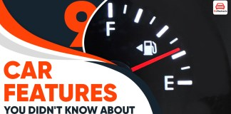 9 Car Features You Probably Didn't Know About