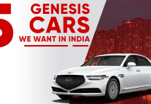 Genesis Cars We Would Love To See In India