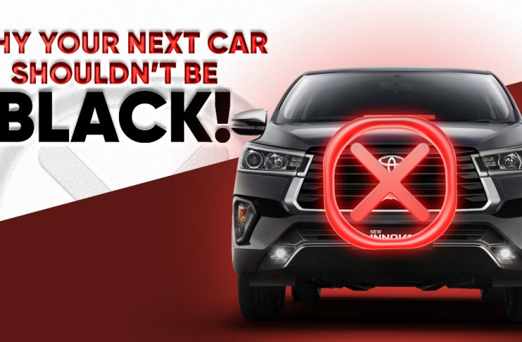 Reasons Why Your Next Car Shouldn't Be Black
