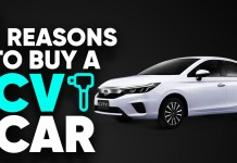 Reasons to buy a car with CVT car